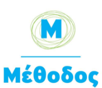 methodos squared logo